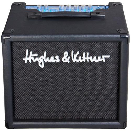 amplificador de guitarra hughes & kettner tubemeister 18