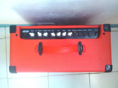 amplificador de guitarra laney lg35r