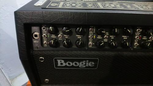 amplificador de guitarra mesa boggie mark v versión completa