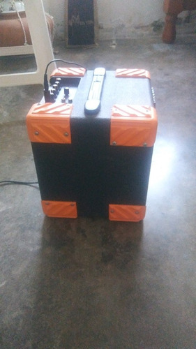 amplificador de guitarra moner 15 watts