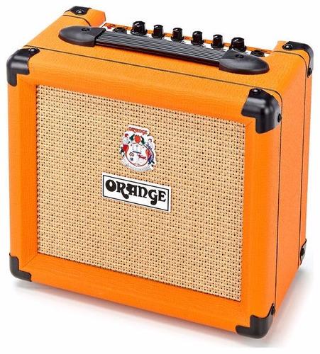 amplificador de guitarra orange cr12 12w nuevo