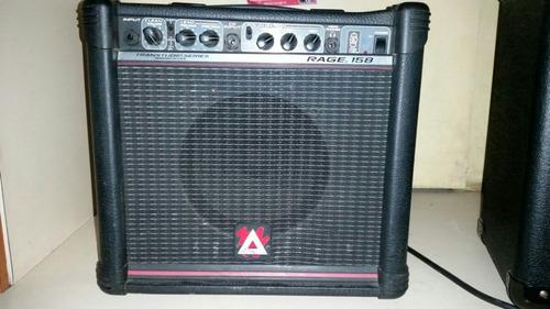 amplificador de guitarra peavey 15 watts