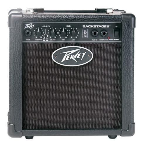 amplificador de guitarra peavey backstage i i