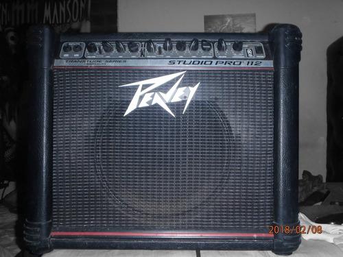 amplificador de guitarra peavey studio pro 112