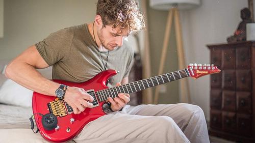 amplificador de guitarra portatil recargable fluid audio