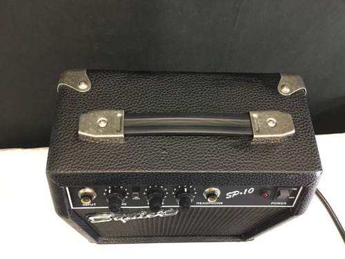 amplificador de guitarra squier sp-10 / en buen estado