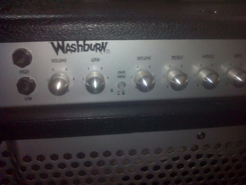 amplificador de guitarra washburn bd60r