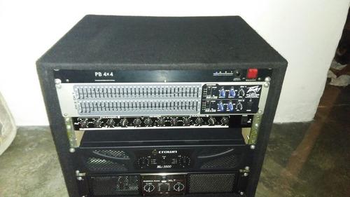 amplificador de miniteca