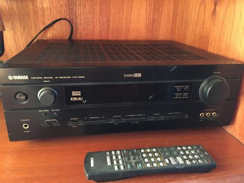 amplificador de música yamaha alta fidelidad home theater