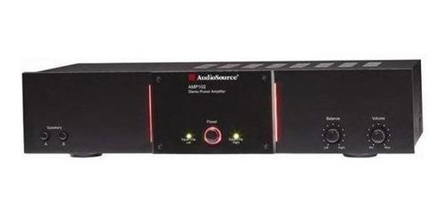 amplificador de poder phoenix gold audiosource amp102