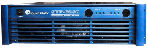 amplificador de poder soundtrack 6000w rms