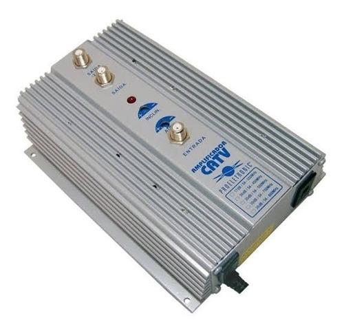 amplificador de potencia 35db proeletronic