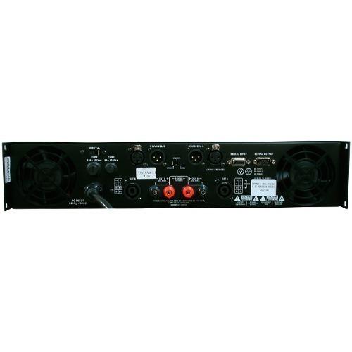 amplificador de potencia 5000w 4 ohms pp5002 attack