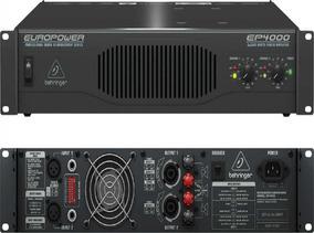 Amplificador De Potencia Behringer Ep4000 Europower Hot Sale on behringer power amps, behringer ep1500, behringer amplifiers product, behringer 4000 amp,
