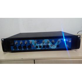 Amplificador De Potencia Machine A2500 Mix