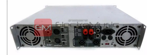 amplificador de potencia peavey pvi1000 800 watts rms con crossover