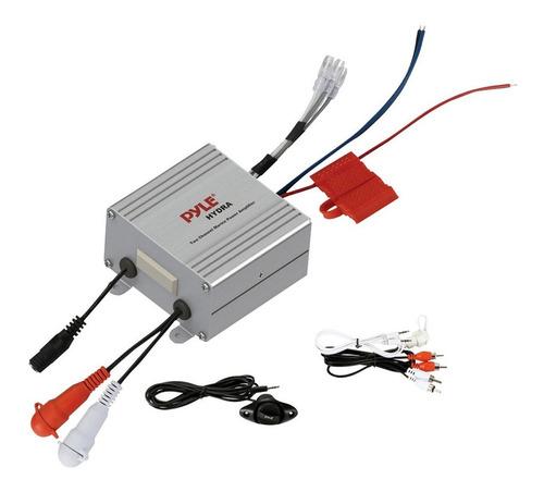 amplificador de potencia pyle plmrmp2a de 2 canales a