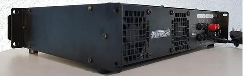 amplificador de potencia techaudio tpx-1.0 b  1000 watts