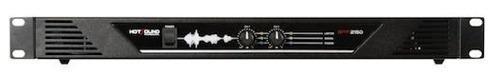 amplificador de potência hotsound spa 2150 - novo nfe