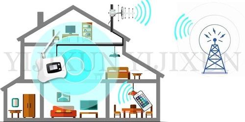 amplificador de señal celular dual movistar -claro