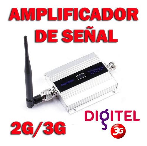amplificador de señal celulares repetidora digitel 2g 3g 900