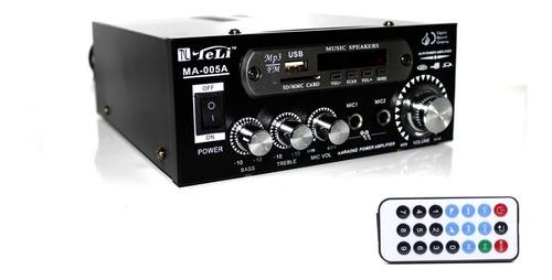 amplificador de sonido /karaoke /musica de alta calidad