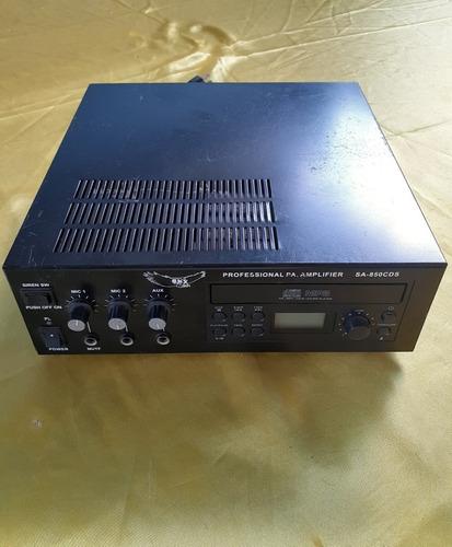 amplificador de sonido marca sky-usa sa-850cd