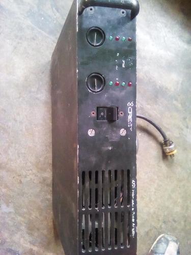 amplificador de sonido (planta)
