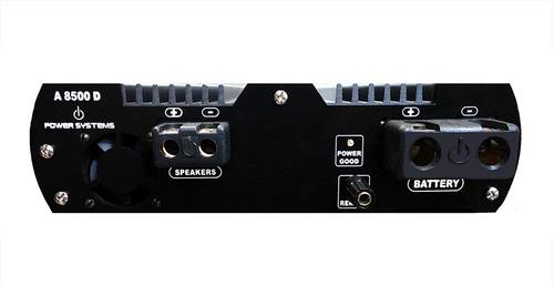 amplificador digital power systems a8500