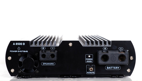 amplificador digital power systems a8500