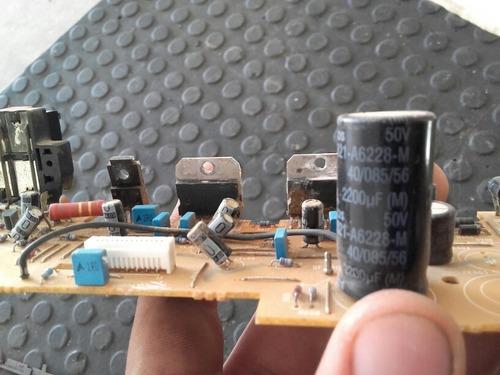 amplificador do system sony genesi e gradiente