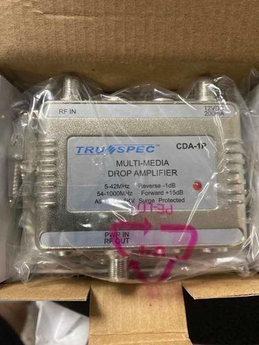 amplificador domiciliario multimedia cda-1p true spec