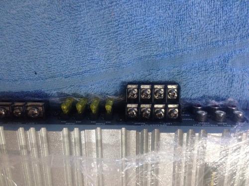 amplificador eclipse cuatro canales punch jbl suono massive
