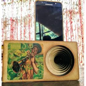 Amplificador Ecológico De Smartphone
