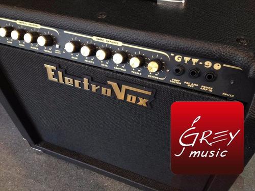 amplificador electrovox gtt90 p/ guitarra 90 w + footswitch