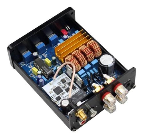 amplificador energía digital ajuste volumen amp tpa3116 lm10