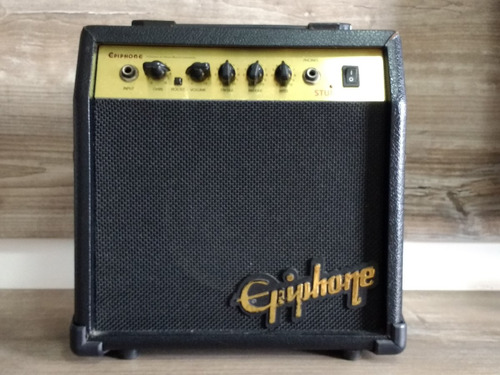amplificador epiphone studio 10s