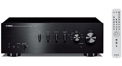 amplificador estéreo integrado de sonido natural yamaha a-s3