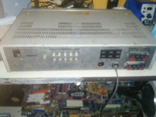 amplificador estéreo sony ta 343 planta salida mala