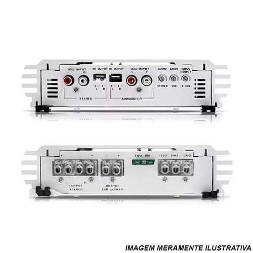 amplificador falcon módulo