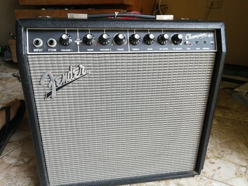 amplificador fender 40