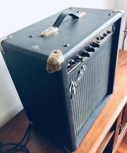 amplificador fender 75w guitarra bajo electro acústica