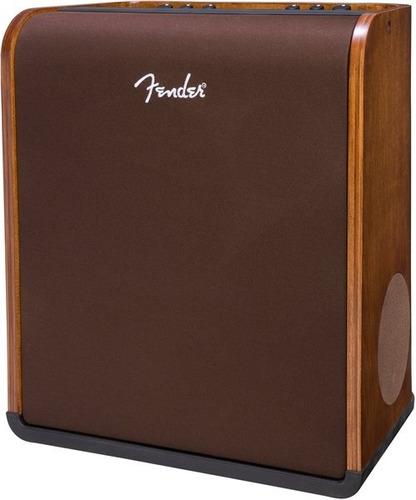 amplificador fender acoustic sfx de 160 watts 2271200010