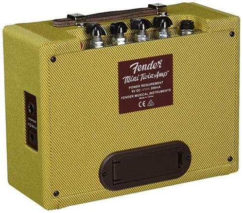 amplificador fender amp