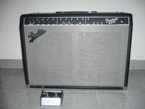 amplificador fender frontman 212r