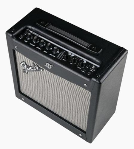 amplificador fender guitarra