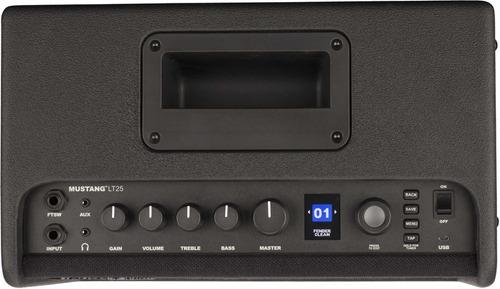 amplificador fender guitarra electrica mustang lt 25 lt25