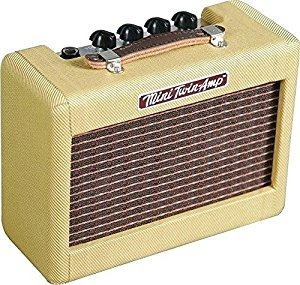 amplificador fender mini 57 twin  amp. de 1 watt 0234811000