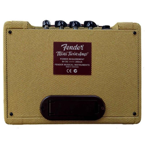 amplificador fender mini twin amp 57 1w vintage envio cuotas