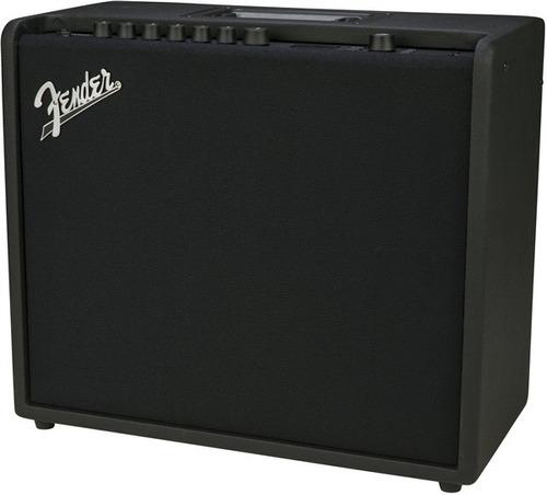 amplificador fender mustang gt 100 para guitarra eléctrica